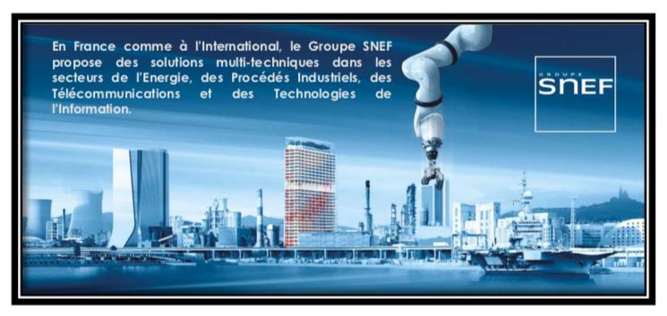 Groupe SNEF : le numérique et l'énergétique au service de l'Industrie